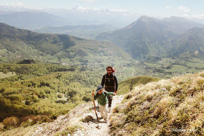 panorama randonnée